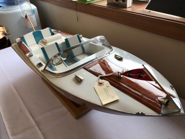 1964 Chris Craft Custom Boat Model - 39268