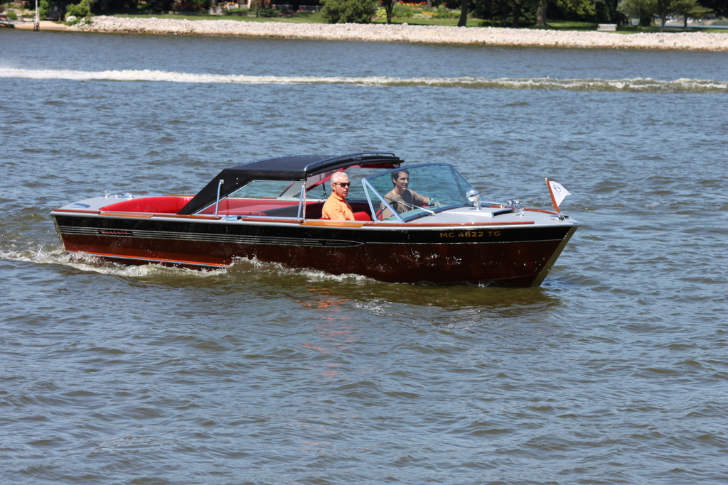 NOS Century Boat 300 Grande Capacity Plate 1980/'s Era Vintage, Classic Boats
