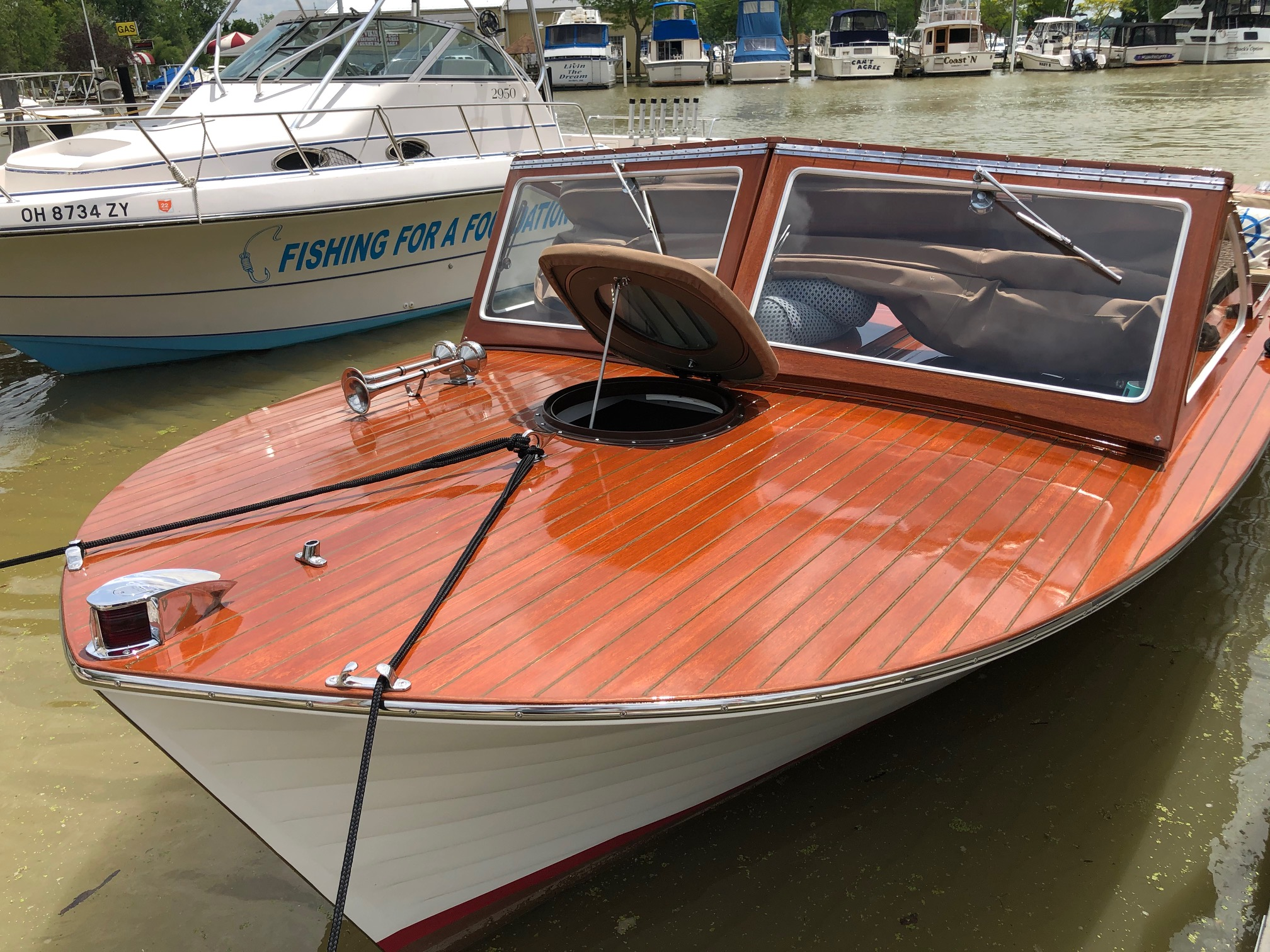 Lyman Boats Antique Boat America