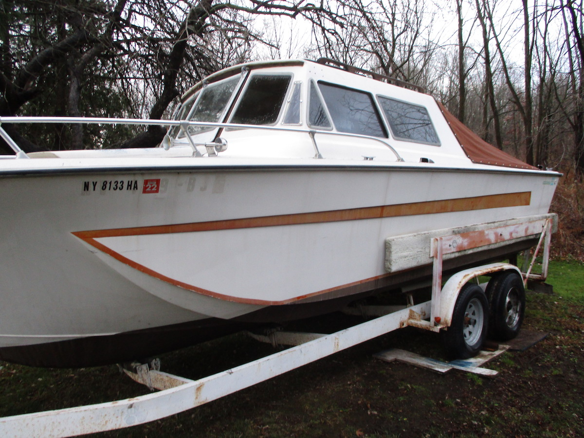 Classic Fiberglass Boats Antique Boat America